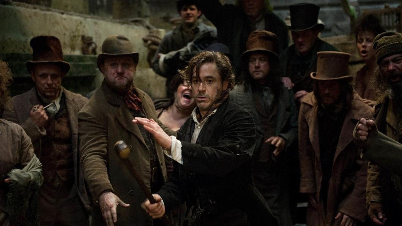 Sherlock Holmes (USA 2009), pátek 28.5., Nova 21.55