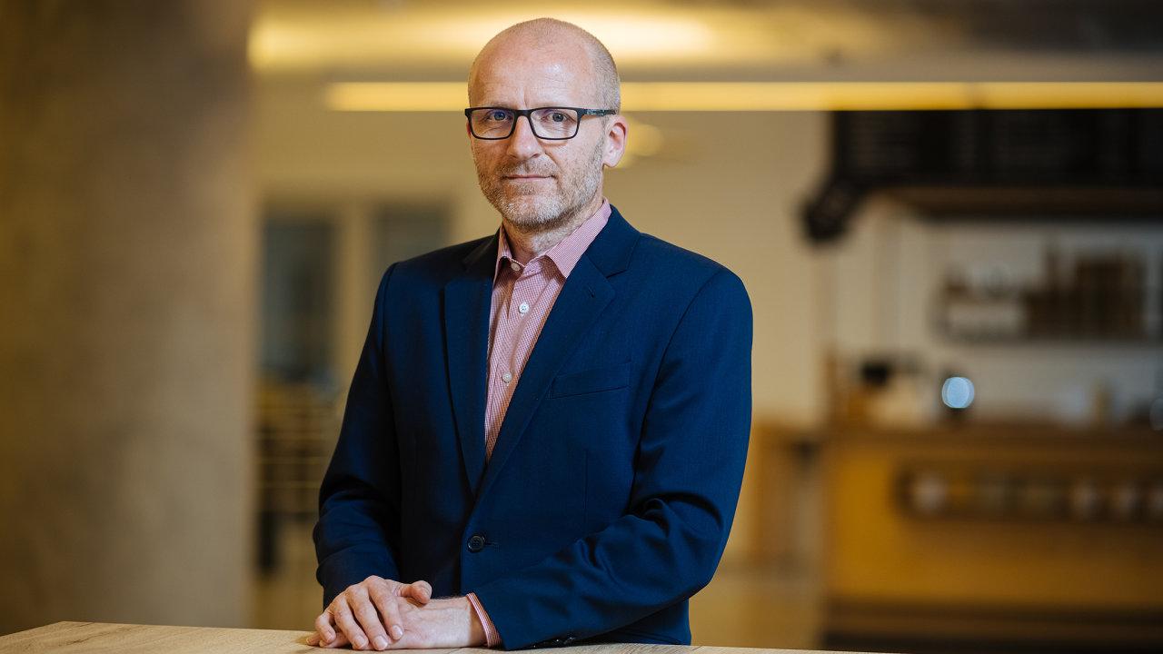 Michal Skořepa, ekonom České spořitelny