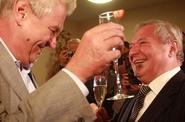 Šlouf: Miloše Zemana obklopíme klukama a holkama a uděláme z něj prezidenta