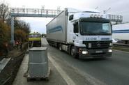 Kamion, mýto, mýtné. Ilustrační foto