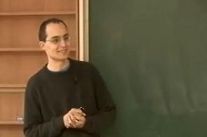 Daniel Kral' z Matematicko-fyzikální fakulty UK