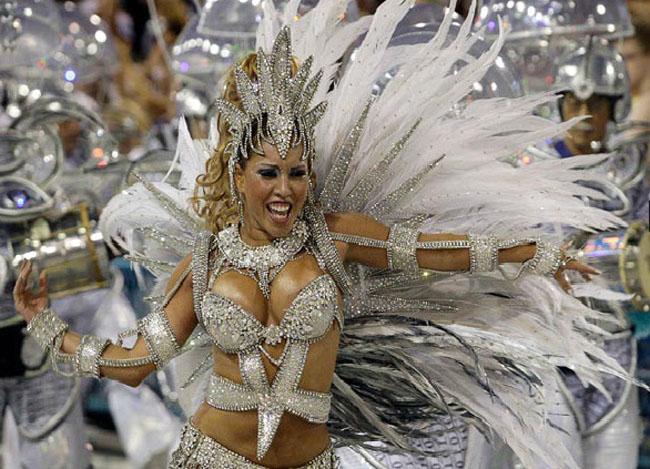 Brazílie, Rio de Janeiro, karneval