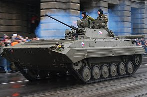 Armáda začne vybírat nástupce BVP v létě. Líbí se jí německá Puma, nabízí se ale i Španělé nebo Švédi