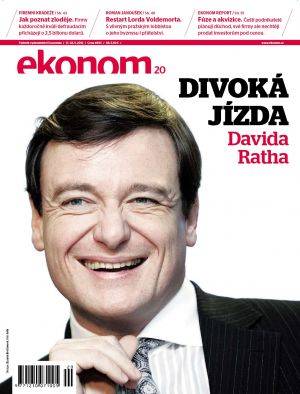 Týdeník Ekonom - č. 20/2012