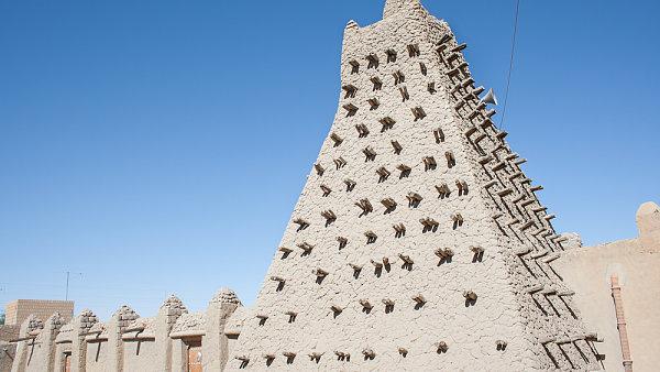 Timbuktu, Mali, ilustrační foto