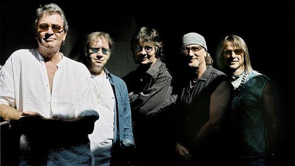 Deep Purple již v Česku hráli patnáctkrát.