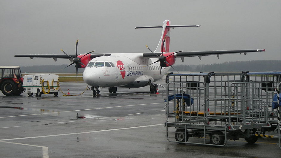 Letiště v Mošnově u Ostravy