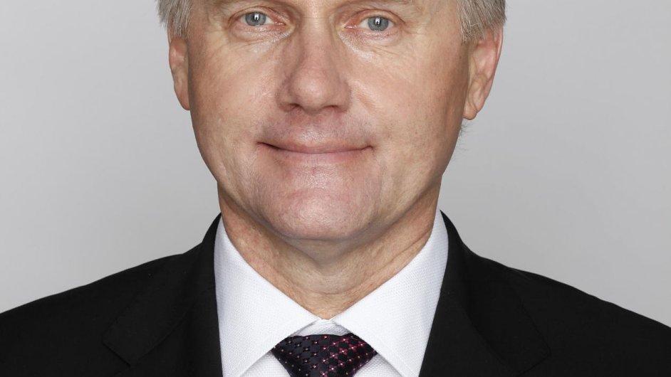 Senátor Jiří Lajtoch (ČSSD)