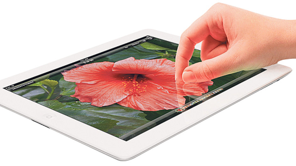 Ilustrační foto: iPad