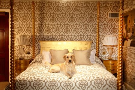 The Milestone Hotel, Lond�n, Anglie