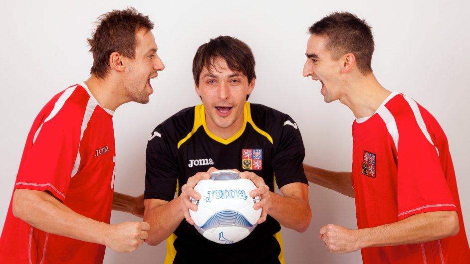 Futsalisté jdou na ME s odhodláním i novou hymnou