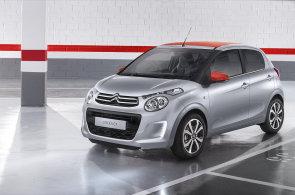Druhé z kolínských trojčat je na světě. Citroën C1 sází na futuristický styl