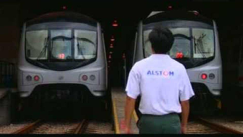 Alstom dodal Českým drahám vlaky Pendolino.