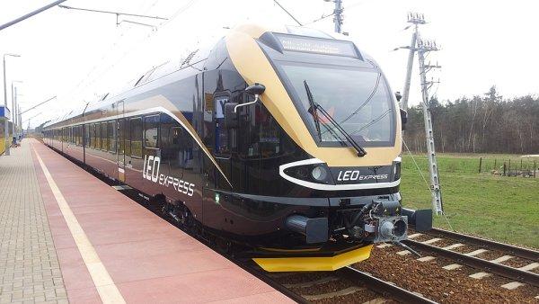 Leo Express upravuje vozy pro trať Praha-Košice.