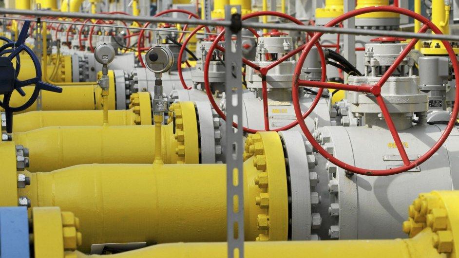 Místo Ukrajiny poputuje ruský plyn do Evropy přes Turecko.