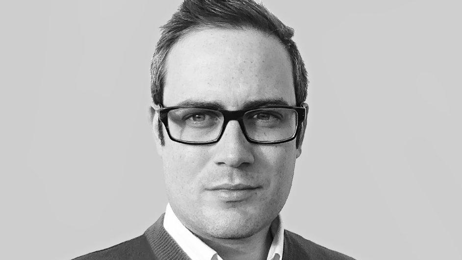 Brendan Donnellan, marketingový manažer společnosti CTP