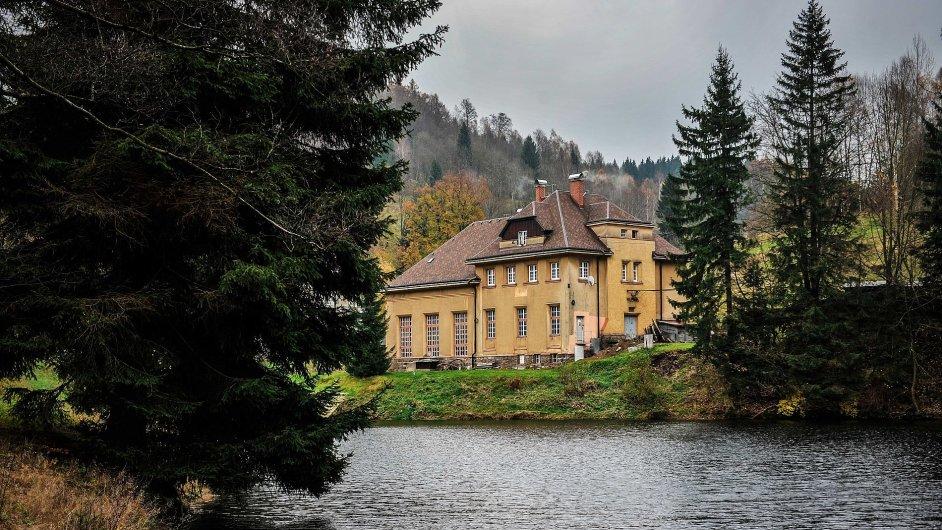Rudolfovská elektrárna je národní technickou památkou.