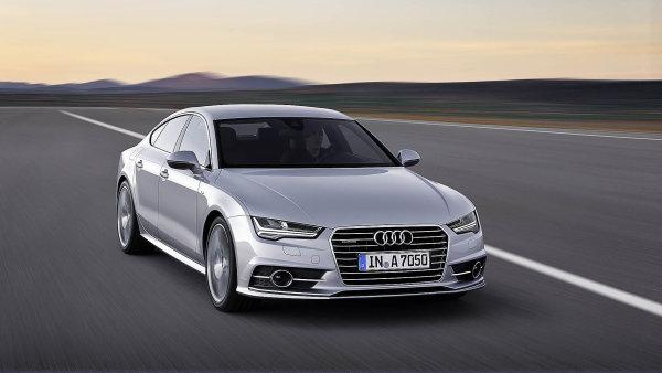 Audi A7 biturbo: Diesel nemus� b�t nudn�, kdy� jste ochotn� zaplatit
