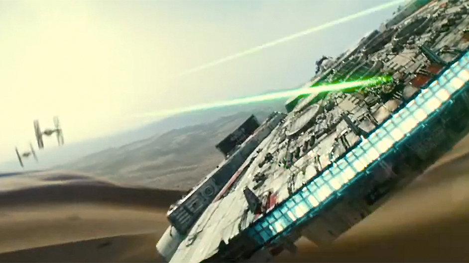 Star Wars Epizoda VII: Síla se probouzí bude mít premiéru 17. prosince 2015.