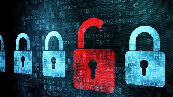 Kybernetická bezpečnost (ilustrační foto)