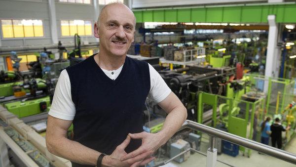 Mezi novodobé mecenáše patří i Kvido Štěpánek z Isolit-Bravo