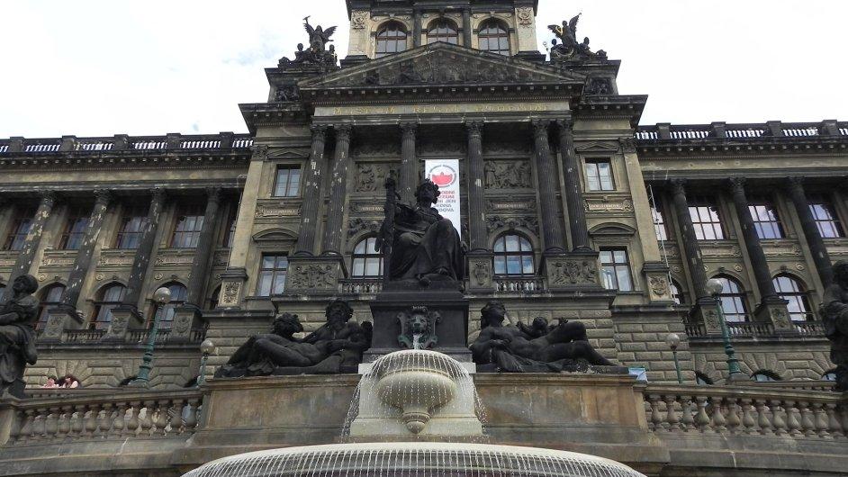 Přípravná fáze rekonstrukce Národního muzea skončila začátkem roku 2013.