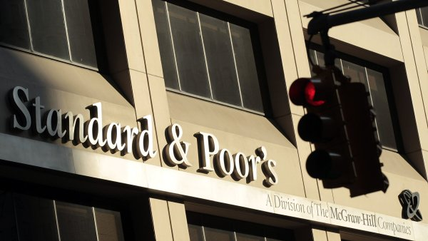 Standard & Poor's - Ilustra�n� foto.