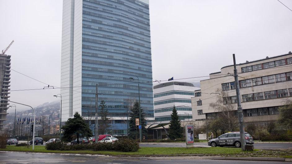 Parlament Bosny a Hercegoviny v Sarajevu (ilustrační foto).