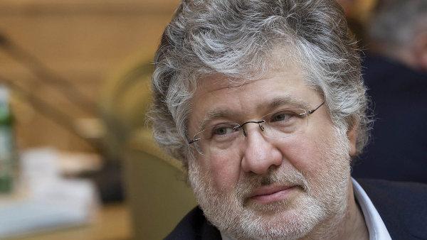 Ihor Kolomojskyj řeší spor s Ruskem přes soud v Haagu.