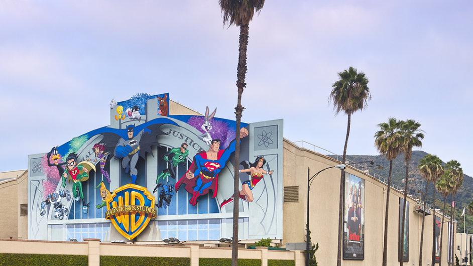 Filmová studia Warner Bros. v Los Angeles