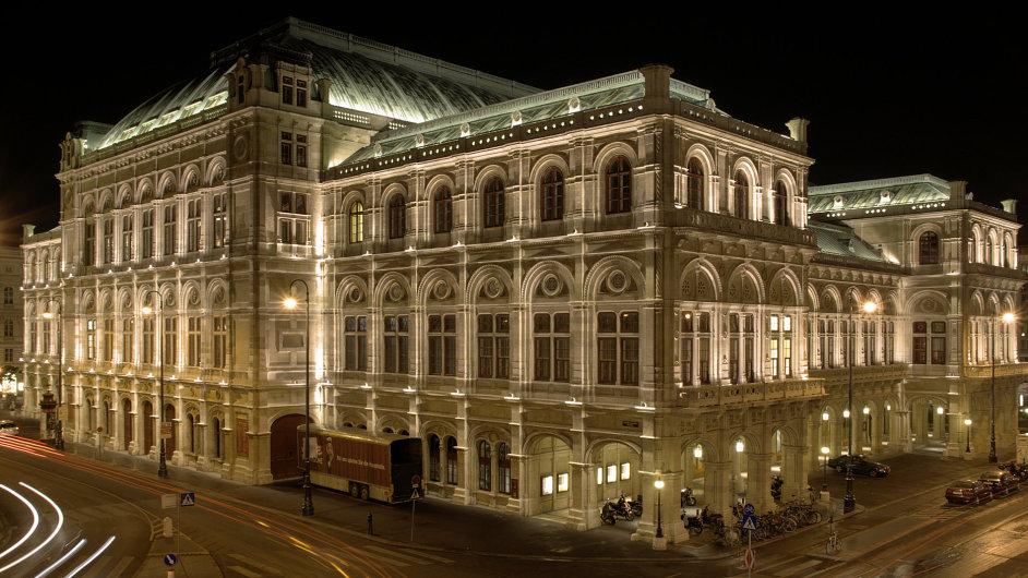 Vídeňská státní opera je nejvýznamnější operní scénou ve Vídni.