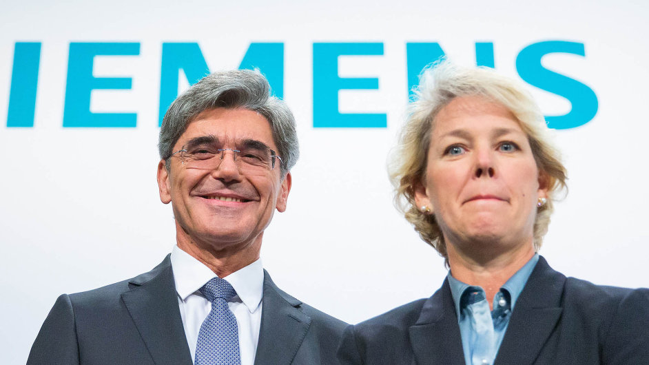 Ropná lady z Texasu. Američanka Lisa Davisová, vzděláním chemička, prošla ropnými koncerny Exxon, Texaco a Shell. V představenstvu Siemensu sedí od loňského srpna.
