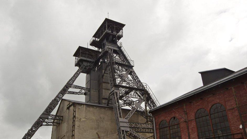 Důl Petr Bezruč