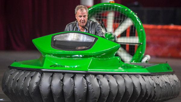 The Grand Tour s Jeremy Clarksonem má za sebou premiéru.