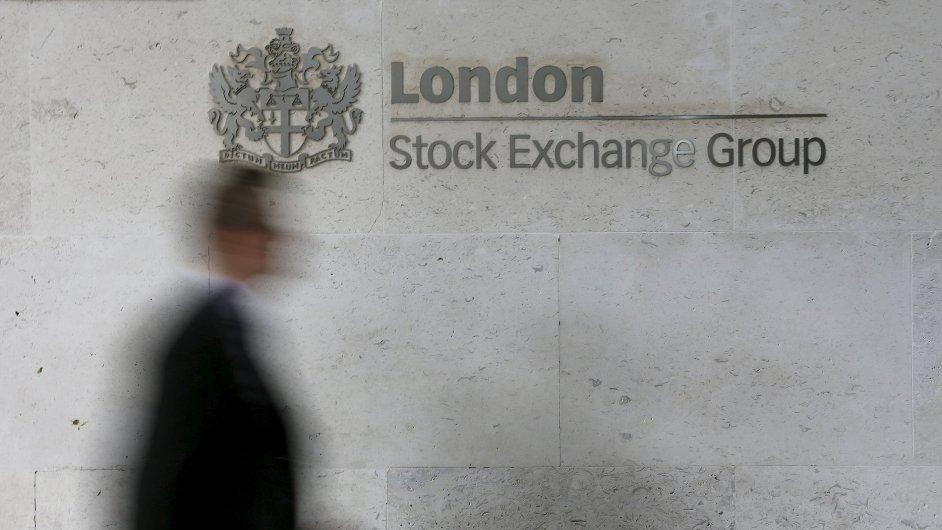 London Stock Exchange - Ilustrační foto.