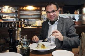 Pod taktovkou ředitele České filharmonie: David Mareček si jídlo rád vychutnává s umělci