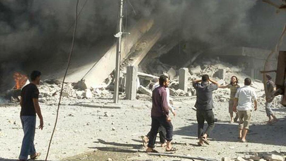 Sýrie, Rusko
