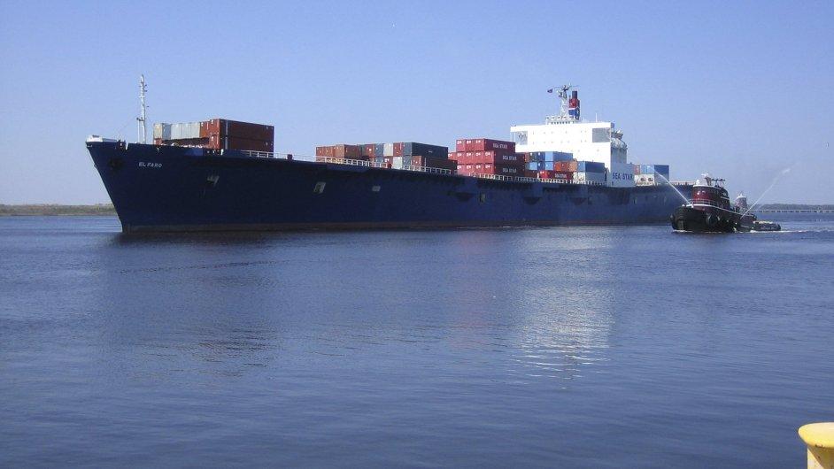 1002TOR418 STORM JOAQUIN SHIP 1002 11