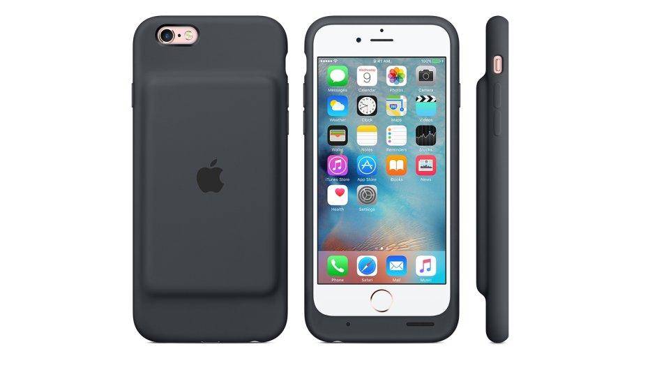 Oficiální pouzdro pro Apple iPhone 6s Battery case