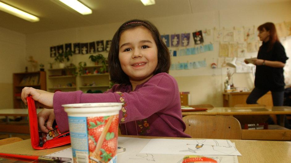 Jogurty pro děti budou méně sladké - Ilustrační foto.