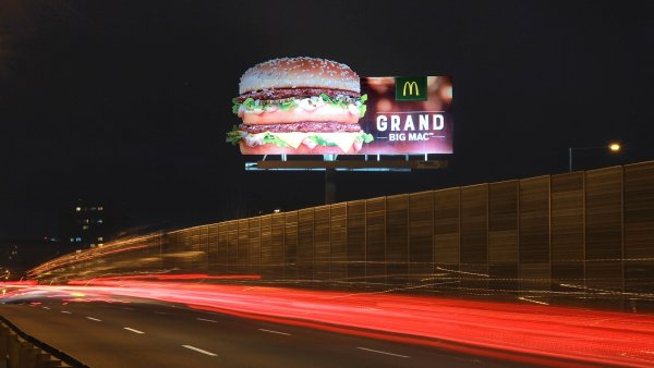 McDonald's a Grand BigMac