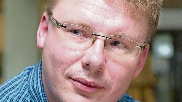 Aleš Prandstetter, hlavní stratég ČSOB Asset Management
