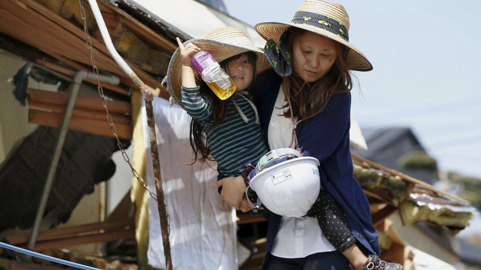 Japonsko, zemětřesení
