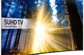 Samsung konečně ukazuje, že zakřivené televize mají smysl