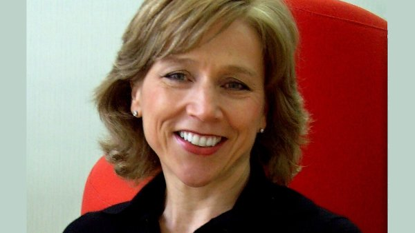 Geraldine Huse, výkonná ředitelka společnosti Procter & Gamble pro střední Evropu
