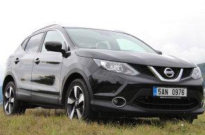 Tři měsíce s Nissanem Qashqai ukázaly, proč SUV bodují