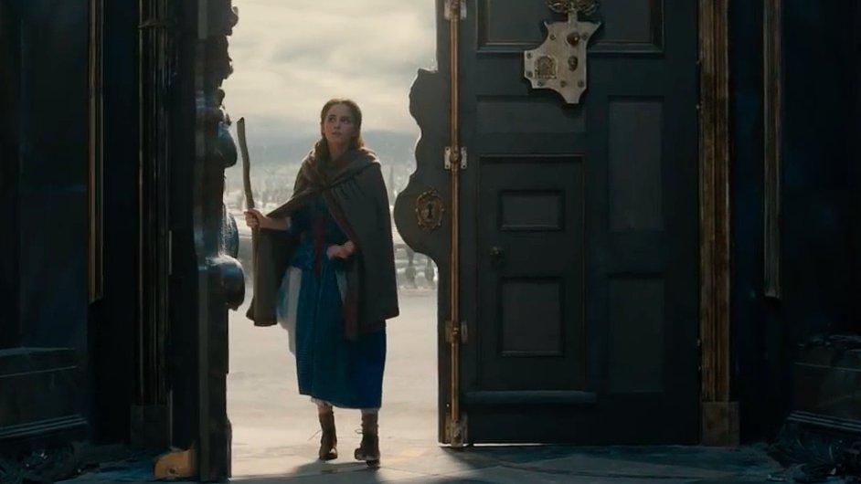 Česká kina začnou novou Krásku a zvíře ve 2D i ve 3D promítat 16. března.