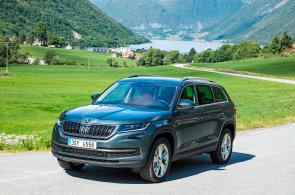 Kodiaq ovládne v Česku třídu SUV. Hlavně díky prostornosti