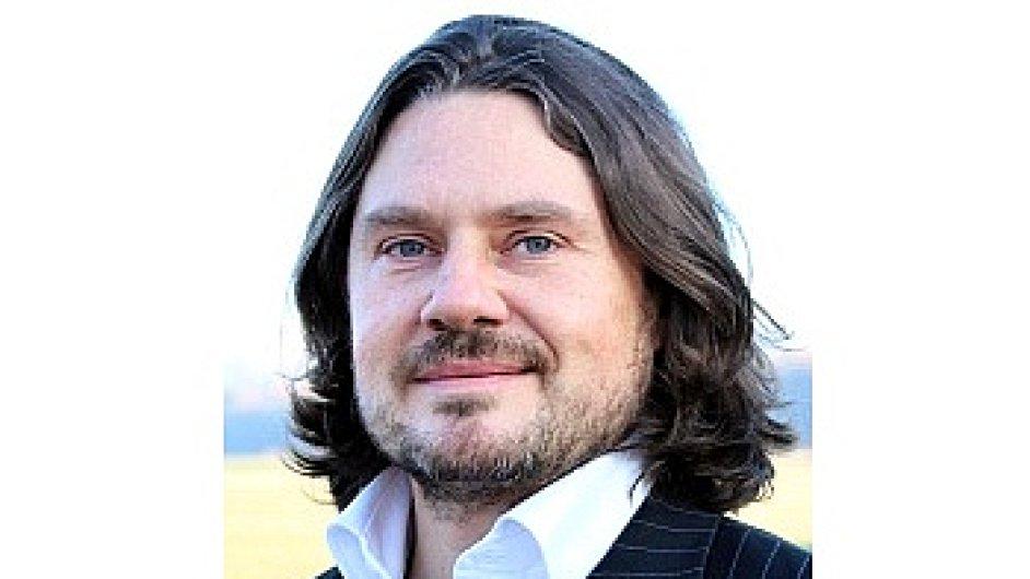 Martin Kudrna, generální ředitel společnosti J.K.R.