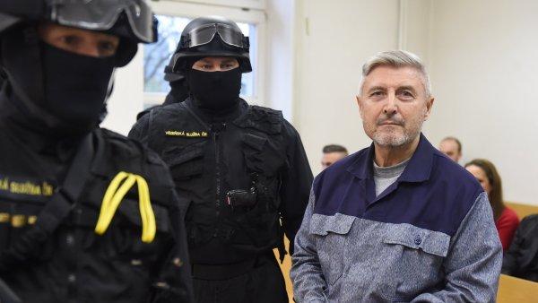 Bohumír Ďuričko si o propuštění z vězení požádal po uplynutí dvou třetin trestu.
